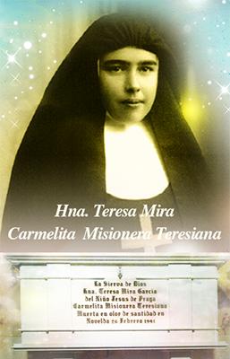 imagen 77º Aniversario de la muerte de nuestra Hna. Teresa Mira