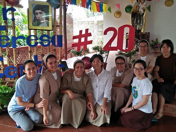 Lucena: Celebración del 20º Aniversario de