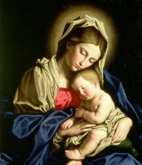 Resultado de imagen de santa maria madre de dios