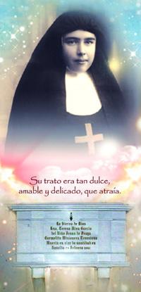 imagen 75º Aniversario de la muerte de Hna. Teresa Mira, CMT