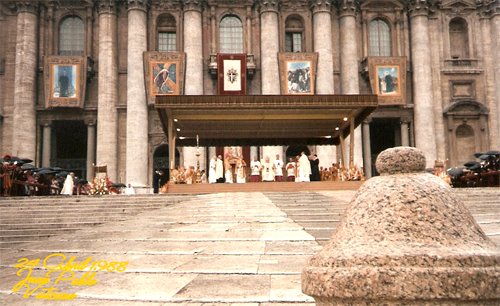 imagen 28º Aniverario de la beatificación del Beato Francisco Palau