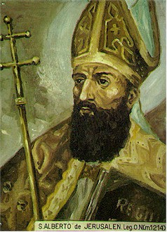 imagen San Alberto de Jerusalem