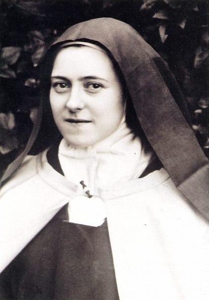 imagen Santa Teresa de Lisieux