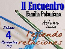 II Encuentro de la Familia Palautiana
