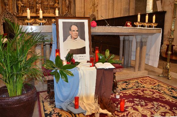 Celebración de la fiesta del beato Francisco Palau en Tarragona