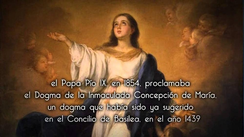 imagen Inmaculada Concepción de María