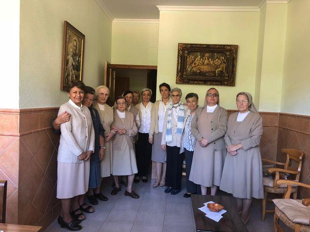 47 años... Acción de gracias por nuestra misión en el Desierto de las Palmas