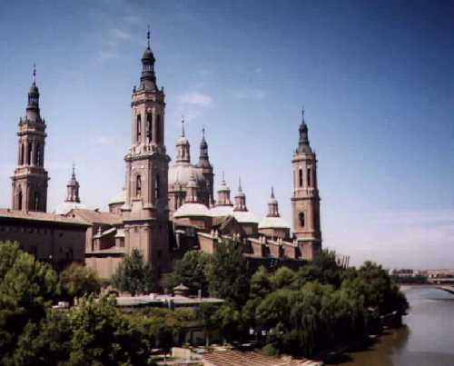Zaragoza - Edith Stein