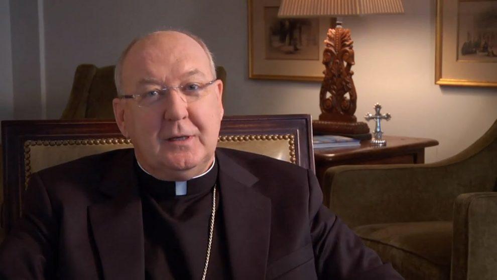 El obispo de Dallas agradece por su nombramiento al dicasterio Laicos, familia y Vida