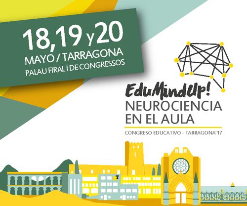 EduMindUP! Congreso educativo en Tarragona