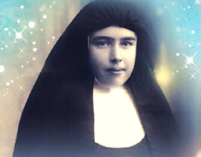 Hermana Teresa Mira: Toda amor de Dios y por EL a todos los que le rodean