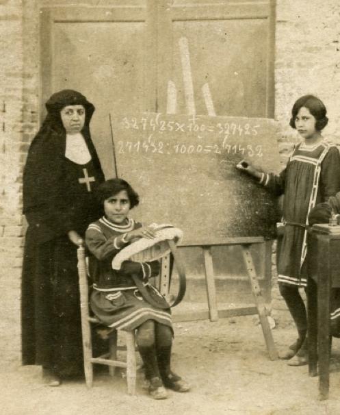 """Exposición """"La orden carmelitana en el Vendrell desde 1868"""""""